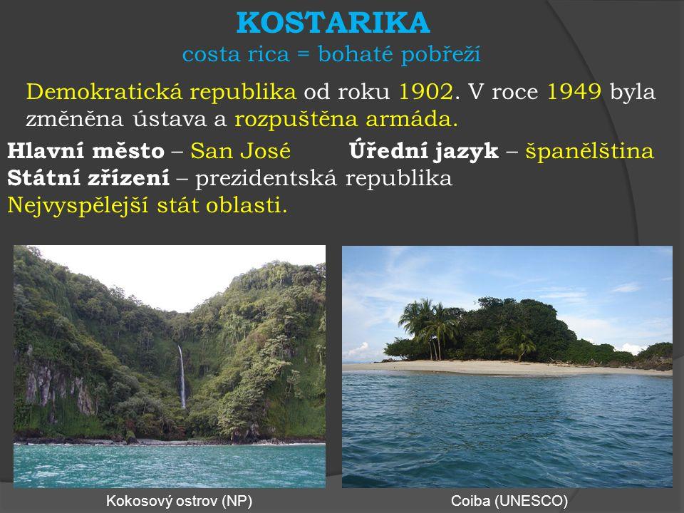 NIKARAGUA Jeden z nejchudších států Ameriky. U vlády jsou Sandinisté (marxisté).