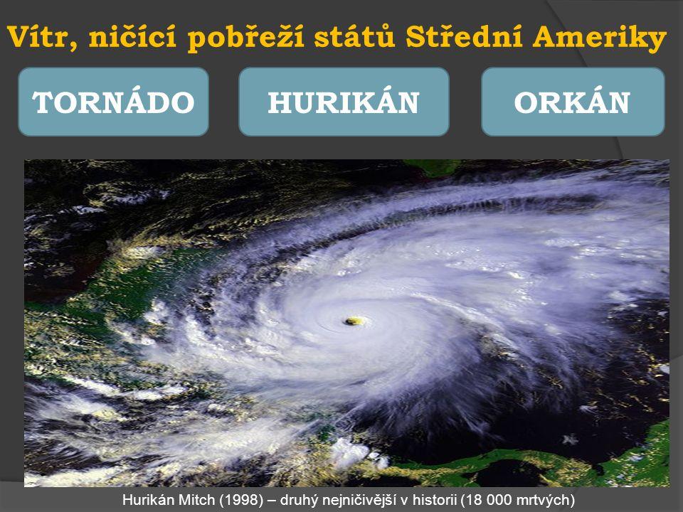 PANAMA Vyspělý stát, který kontroluje strategický průplav od roku 1999.