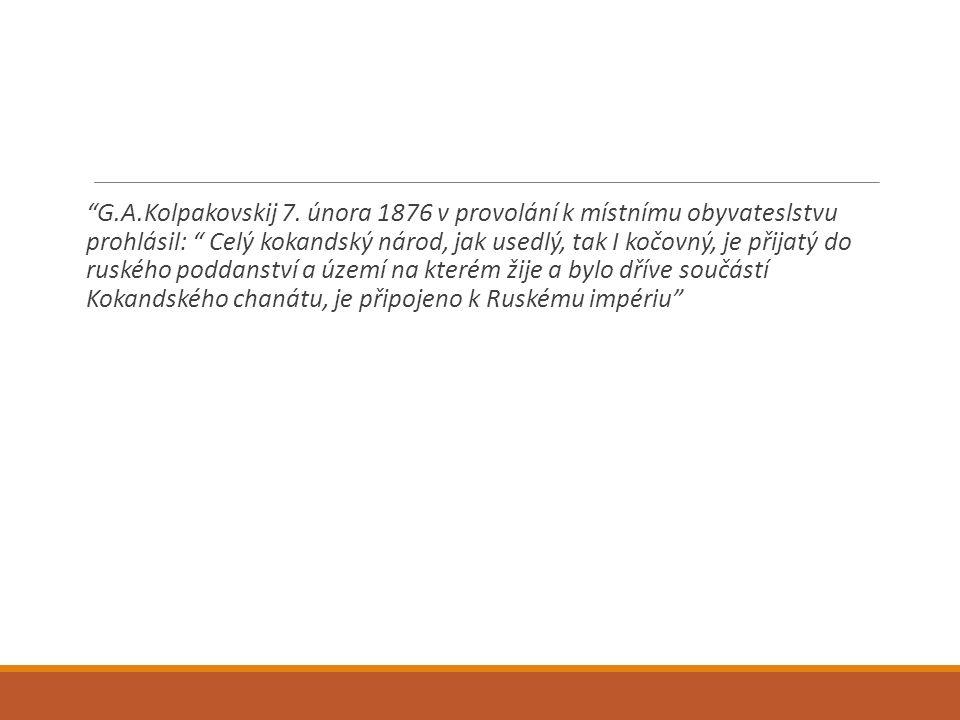 G.A.Kolpakovskij 7.