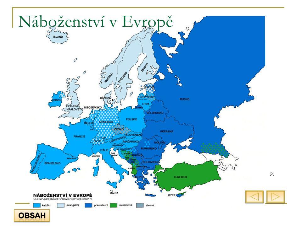 Náboženství v Evropě [5]
