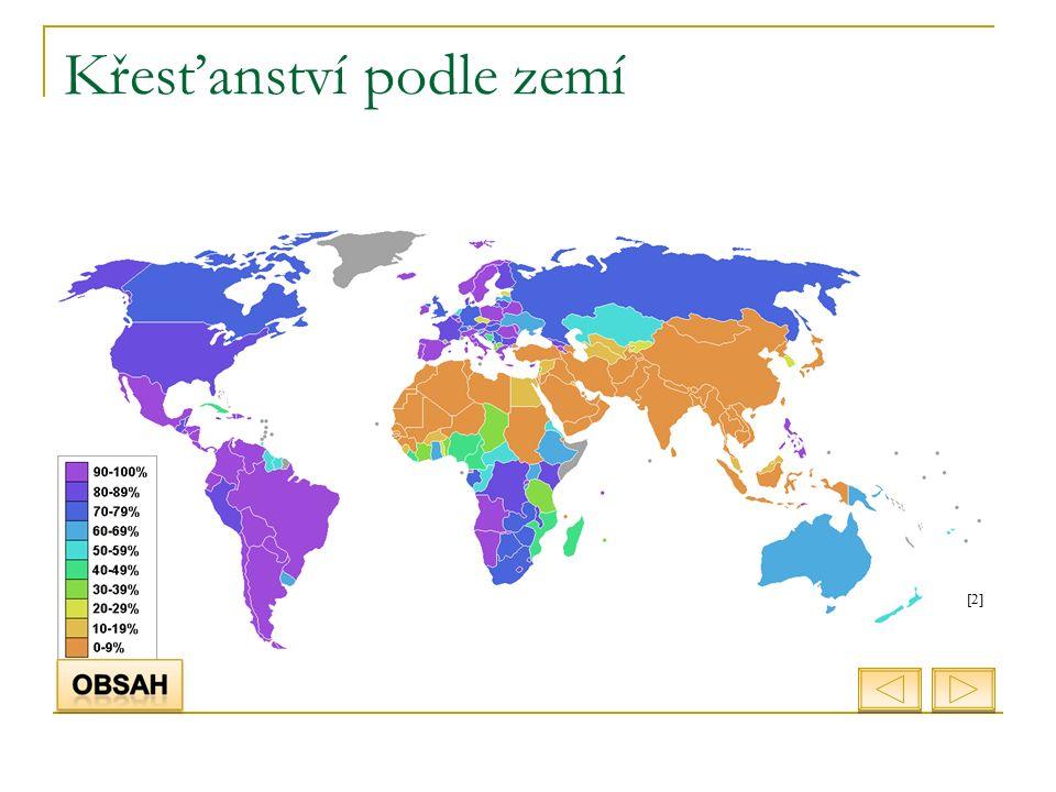 Křesťanství podle zemí [2]