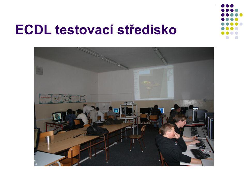 Certiport testovací centrum