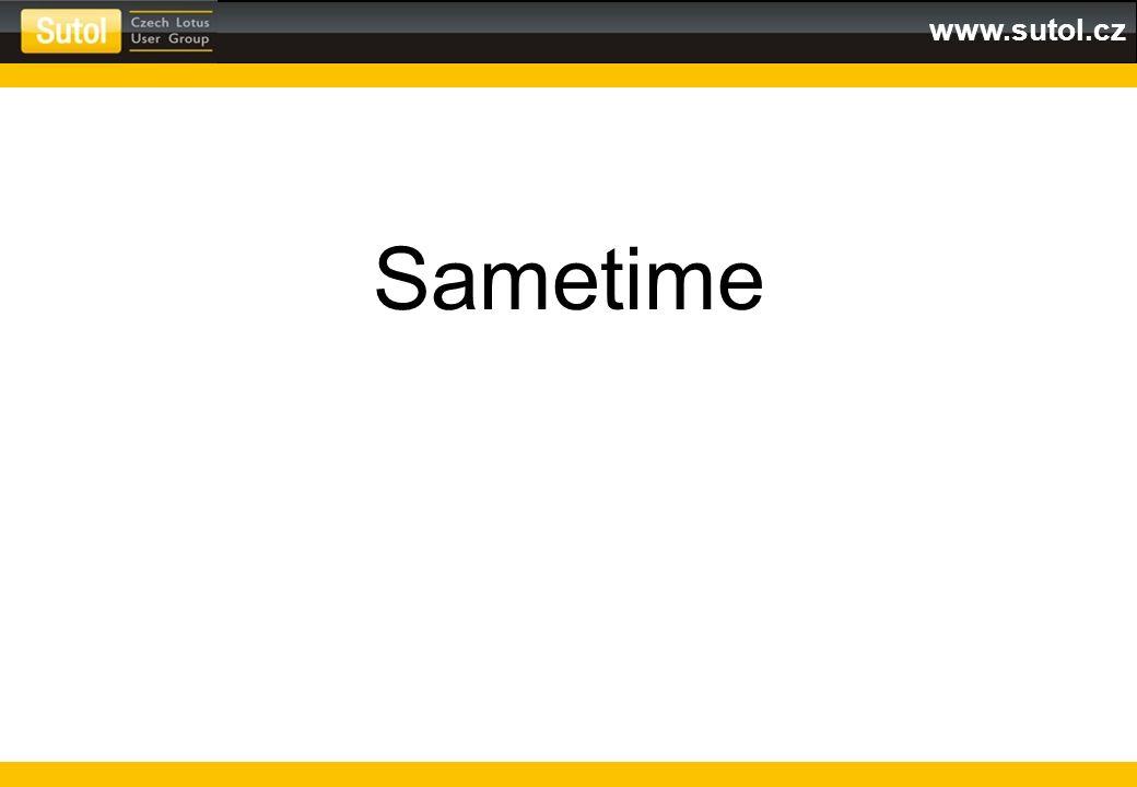 www.sutol.cz Sametime