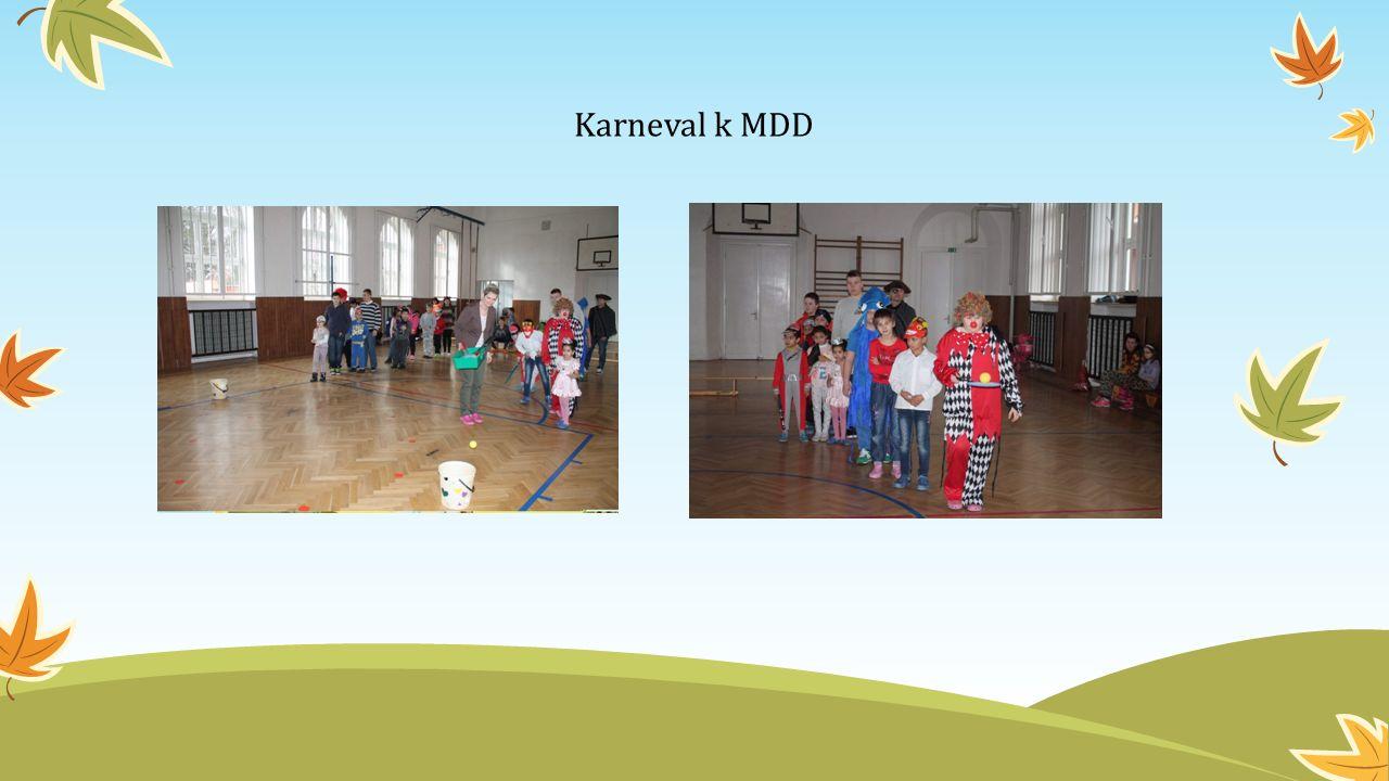 Karneval k MDD