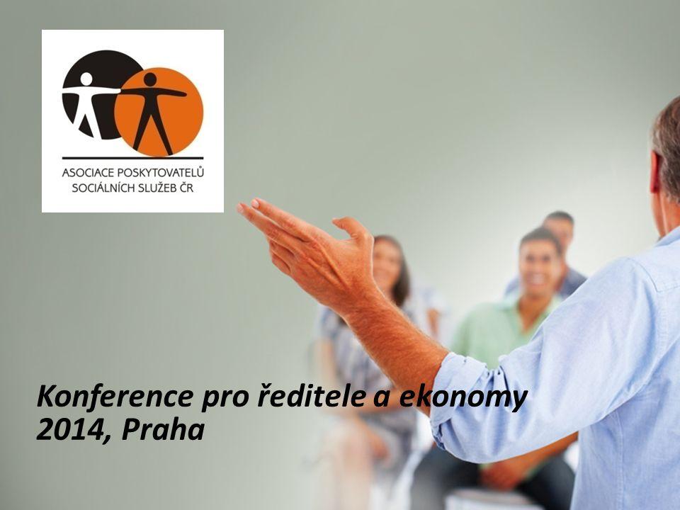 Konference pro ředitele a ekonomy 2014, Praha