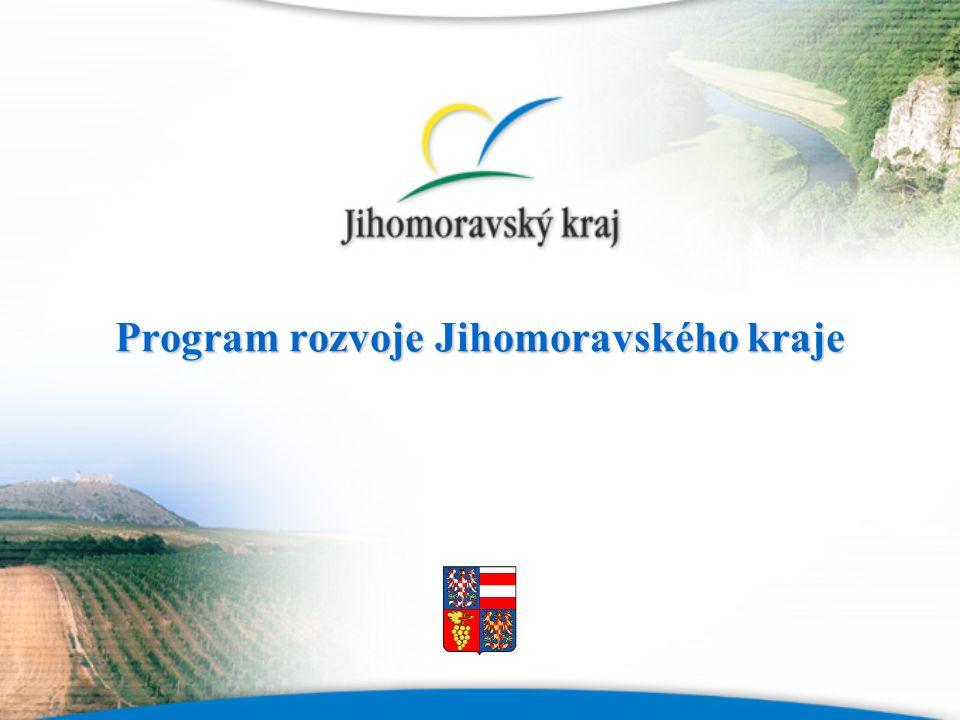 Program rozvoje Jihomoravského kraje