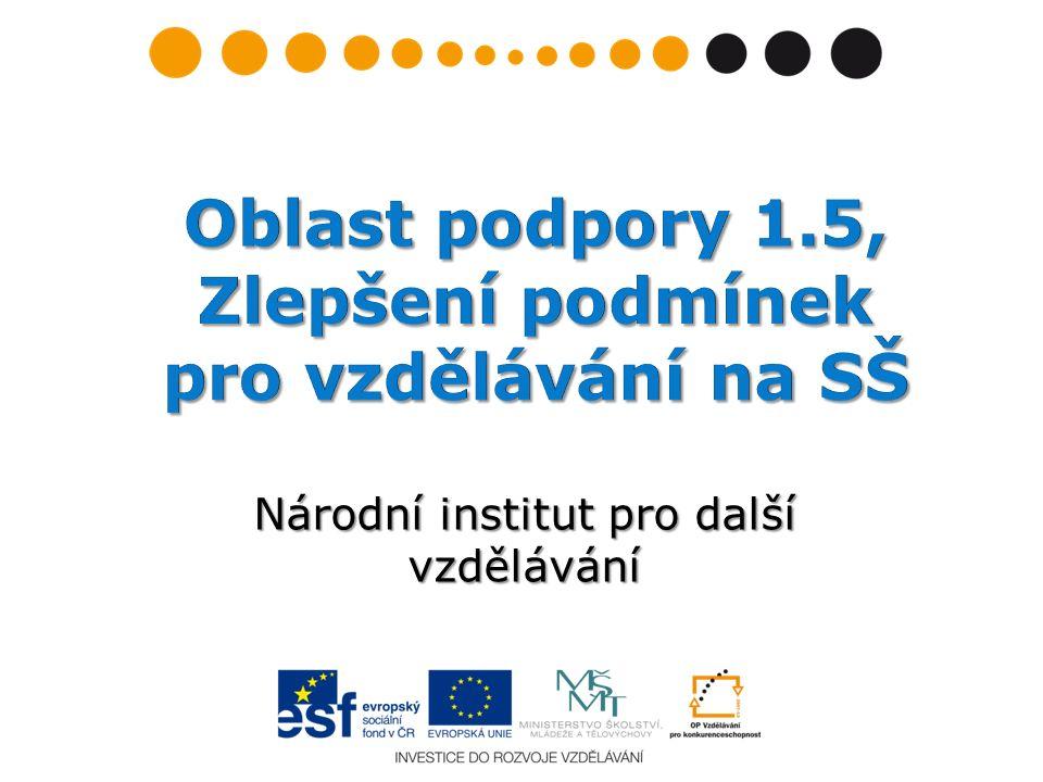 Zdroje validních a ověřených informací Ministerstvo školství, mládeže a tělovýchovy 1.metodická podpora 2.semináře v regionech 3.