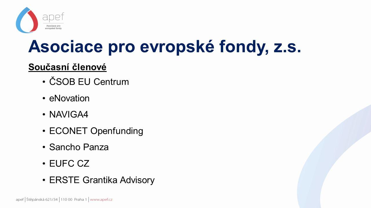 Asociace pro evropské fondy, z.s.