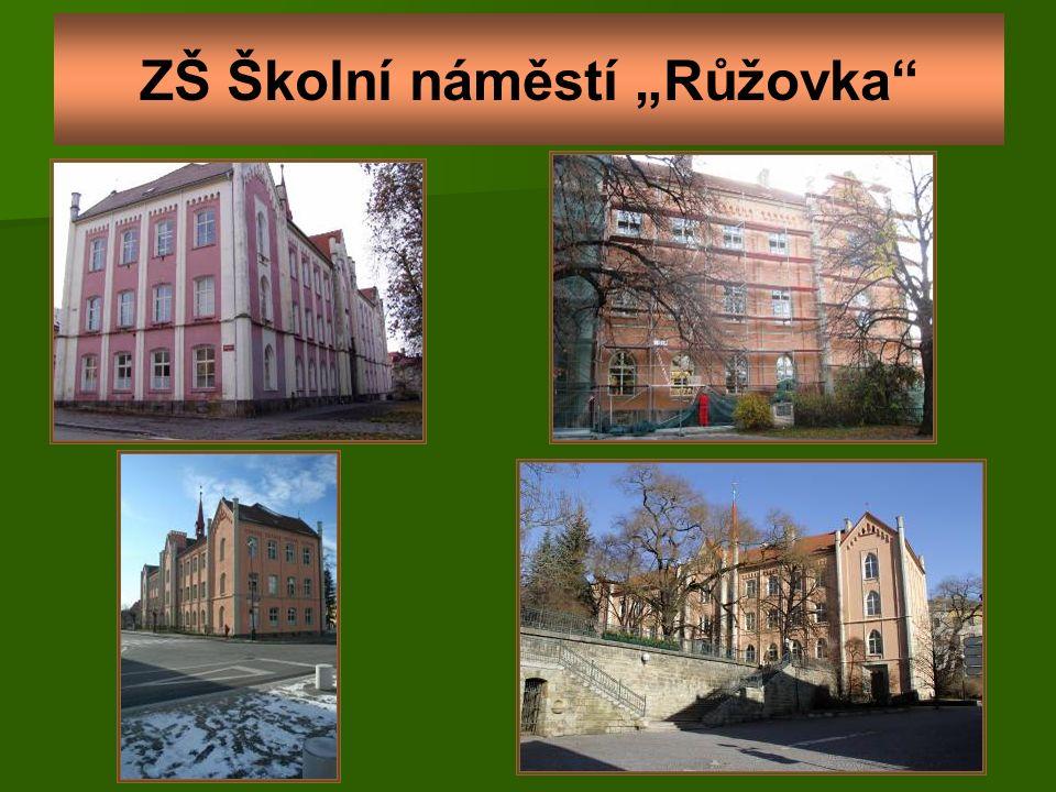 """ZŠ Školní náměstí """"Růžovka"""