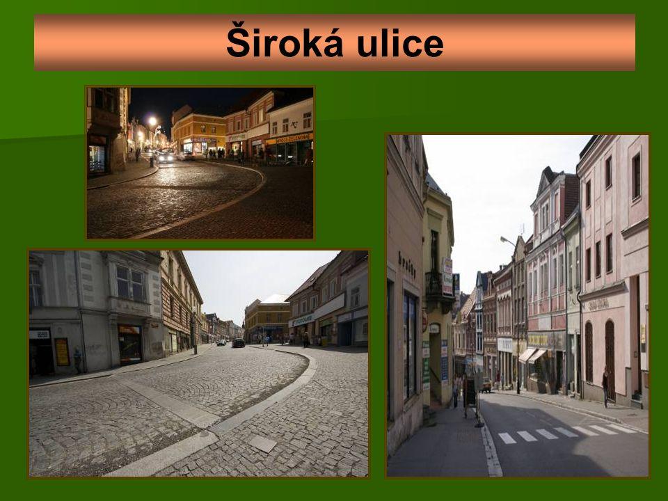 Široká ulice