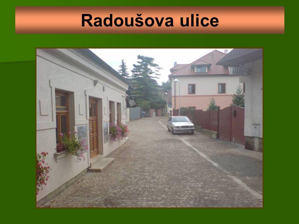 Radoušova ulice