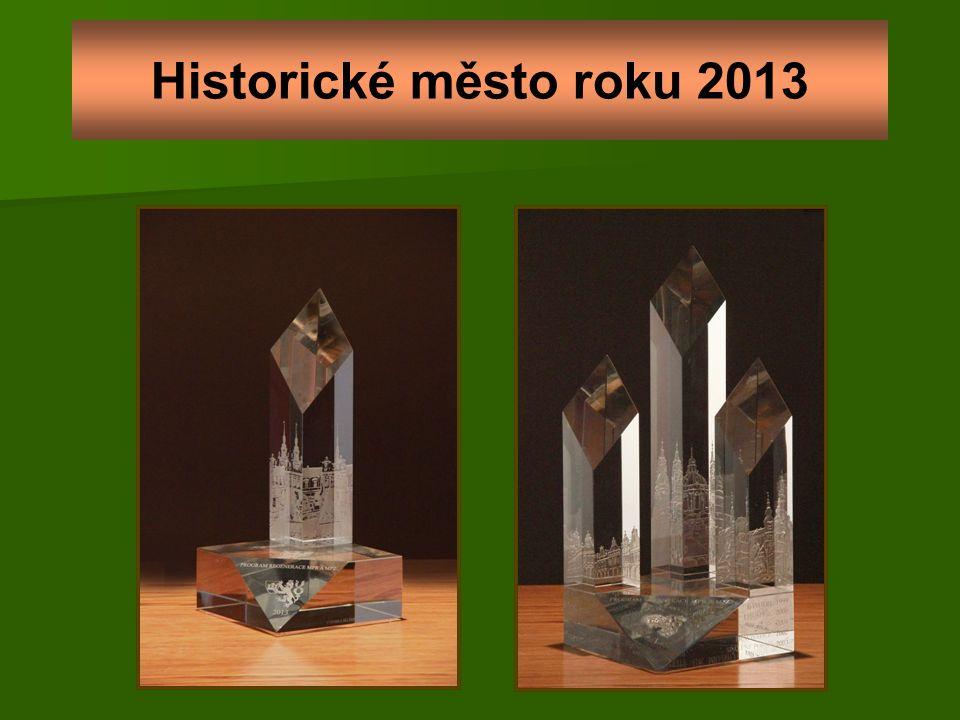 Historické město roku 2013