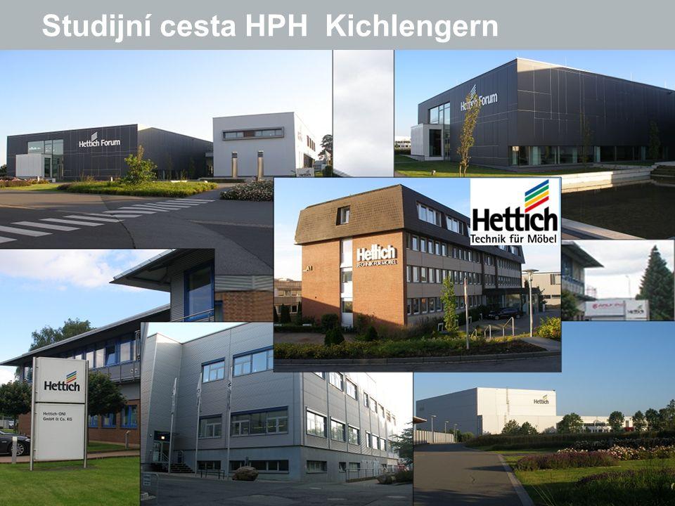 Studijní cesta HPH Kichlengern