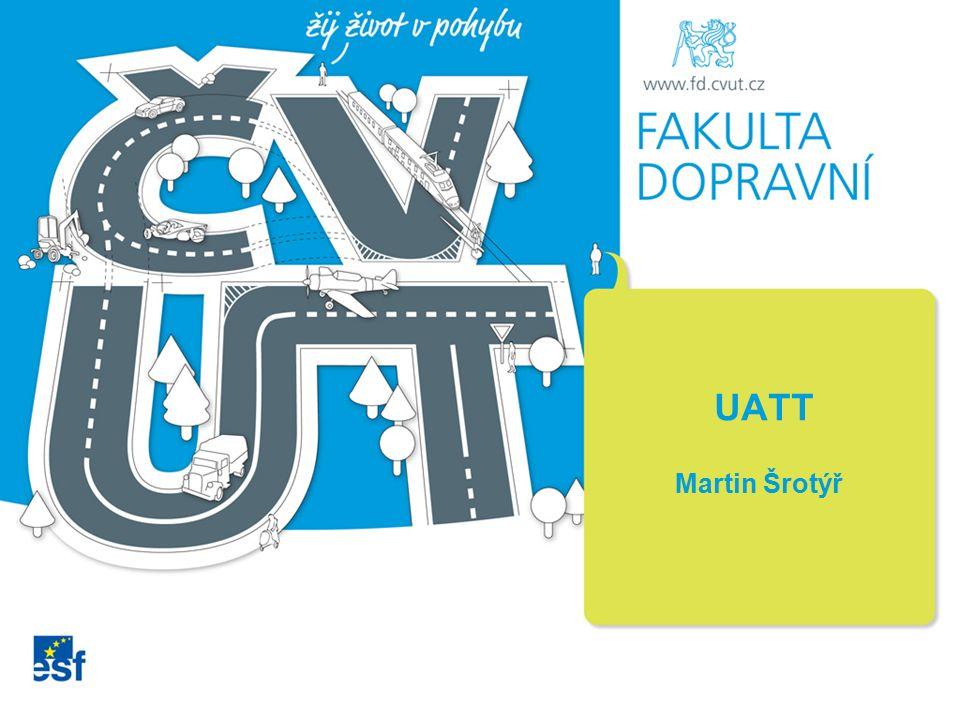 1 UATT Martin Šrotýř