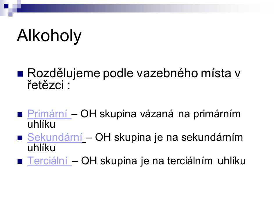 Charakteristika KK Karboxylová skupina je polární a vytváří proto vodíkové můstky.