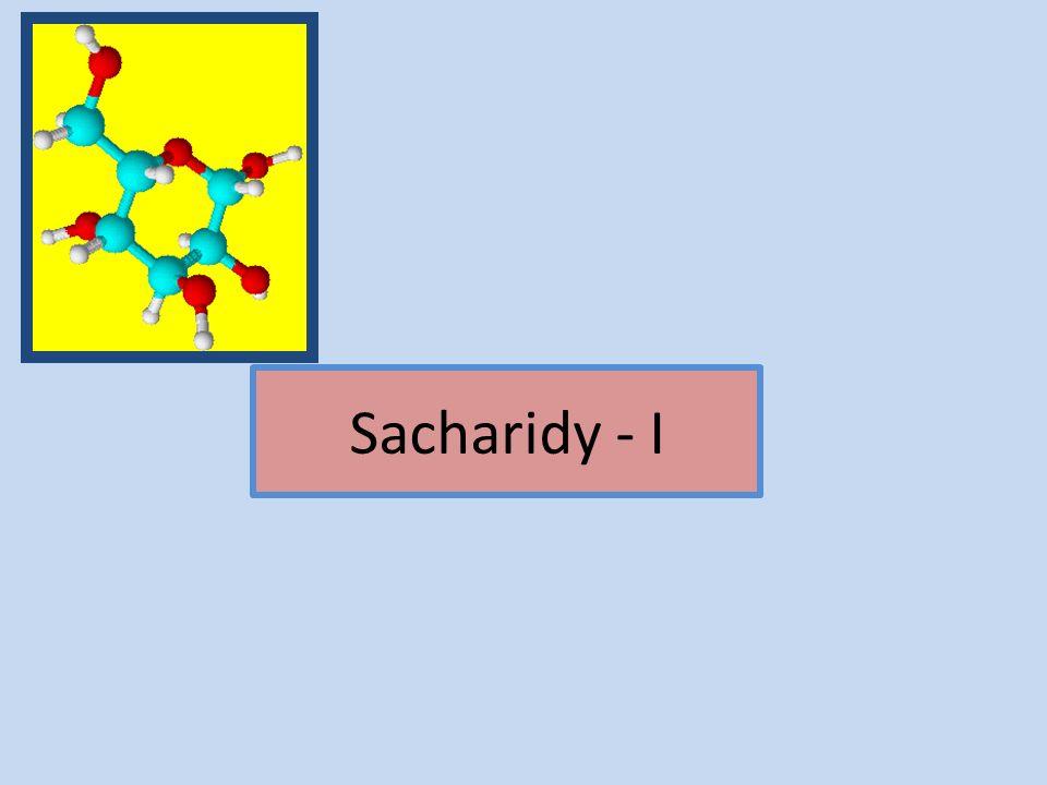 Obsah: Výskyt, vznik, význam sacharidů Rozdělení sacharidů Monosacharidy – názvosloví Monosacharidy – reakce Monosacharidy zástupci