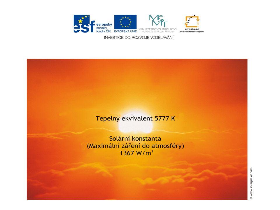 ÚVOD Samotné využívání solární energie v České republice sice nestojí na samém začátku, ale má k dispozici stále rostoucí potenciál svého uplatnění