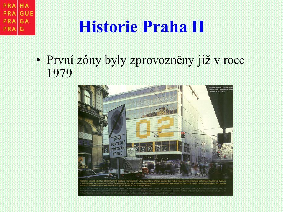Historie – Praha III 1996 –Vznik ZPS Praha 1 (pravobřežní část)