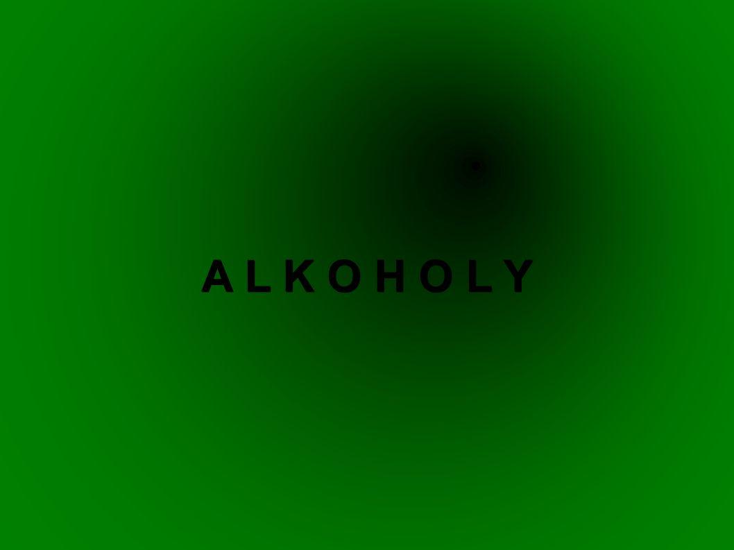 A L K O H O L Y