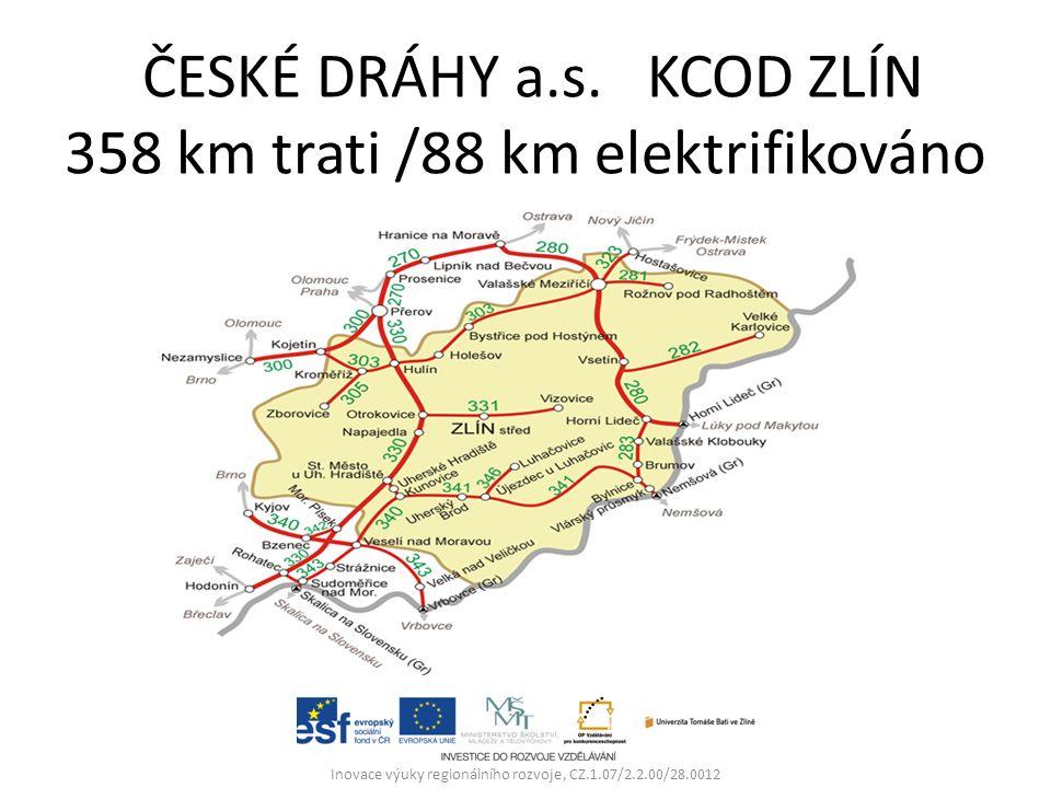 ČESKÉ DRÁHY a.s.