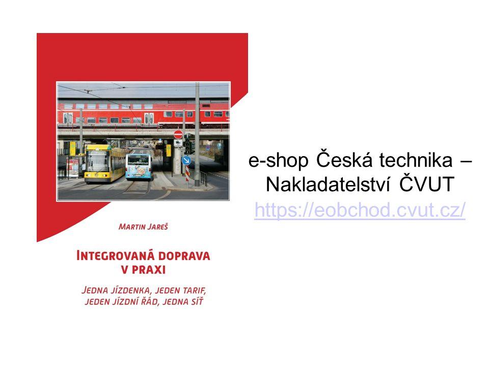 e-shop Česká technika – Nakladatelství ČVUT https://eobchod.cvut.cz/ https://eobchod.cvut.cz/
