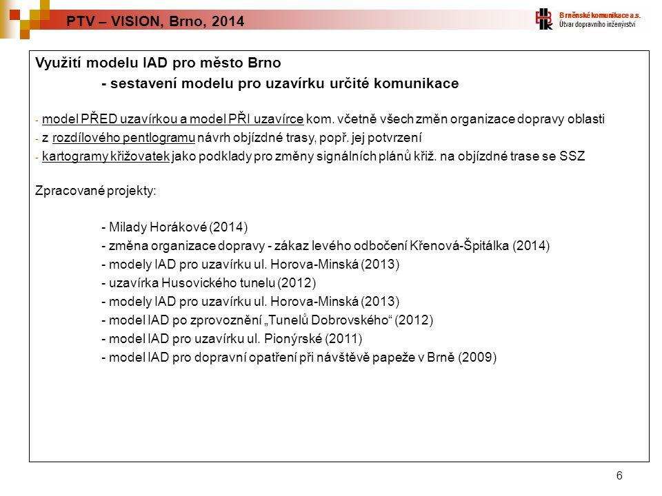 6 Brněnské komunikace a.s.