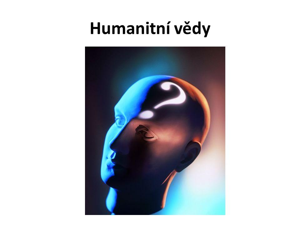 Humanitní vědy