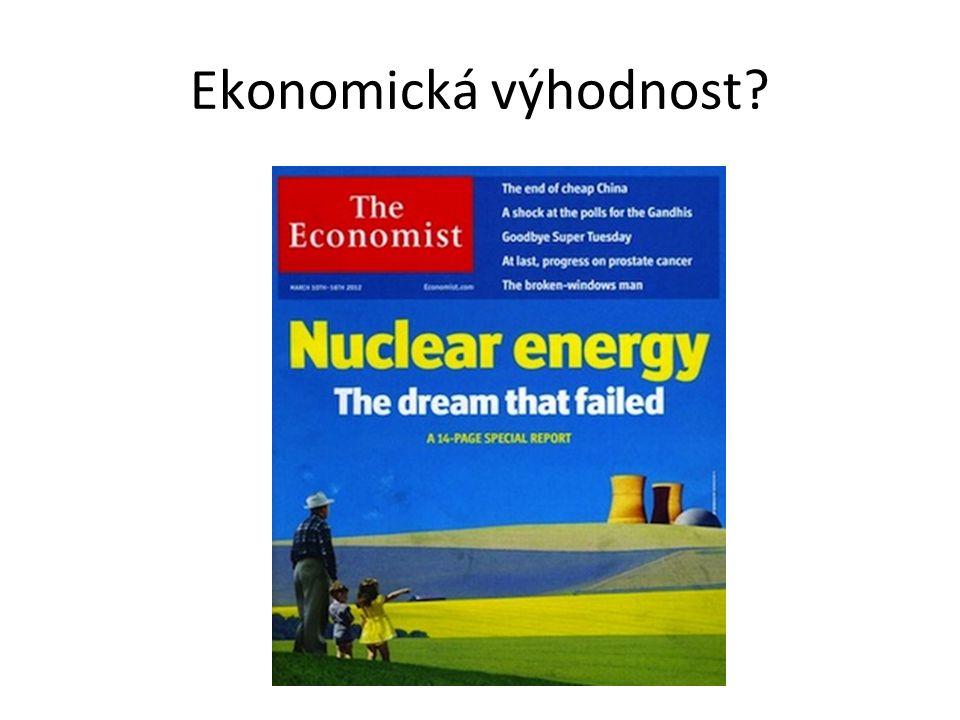 Ekonomická výhodnost?