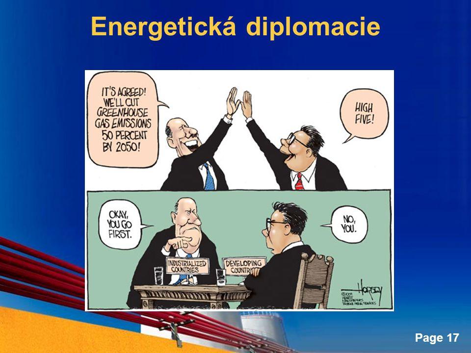 Page 17 Energetická diplomacie