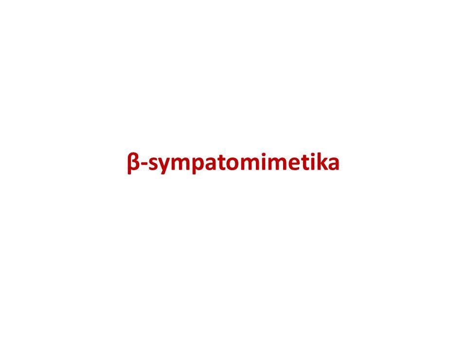 β-sympatomimetika