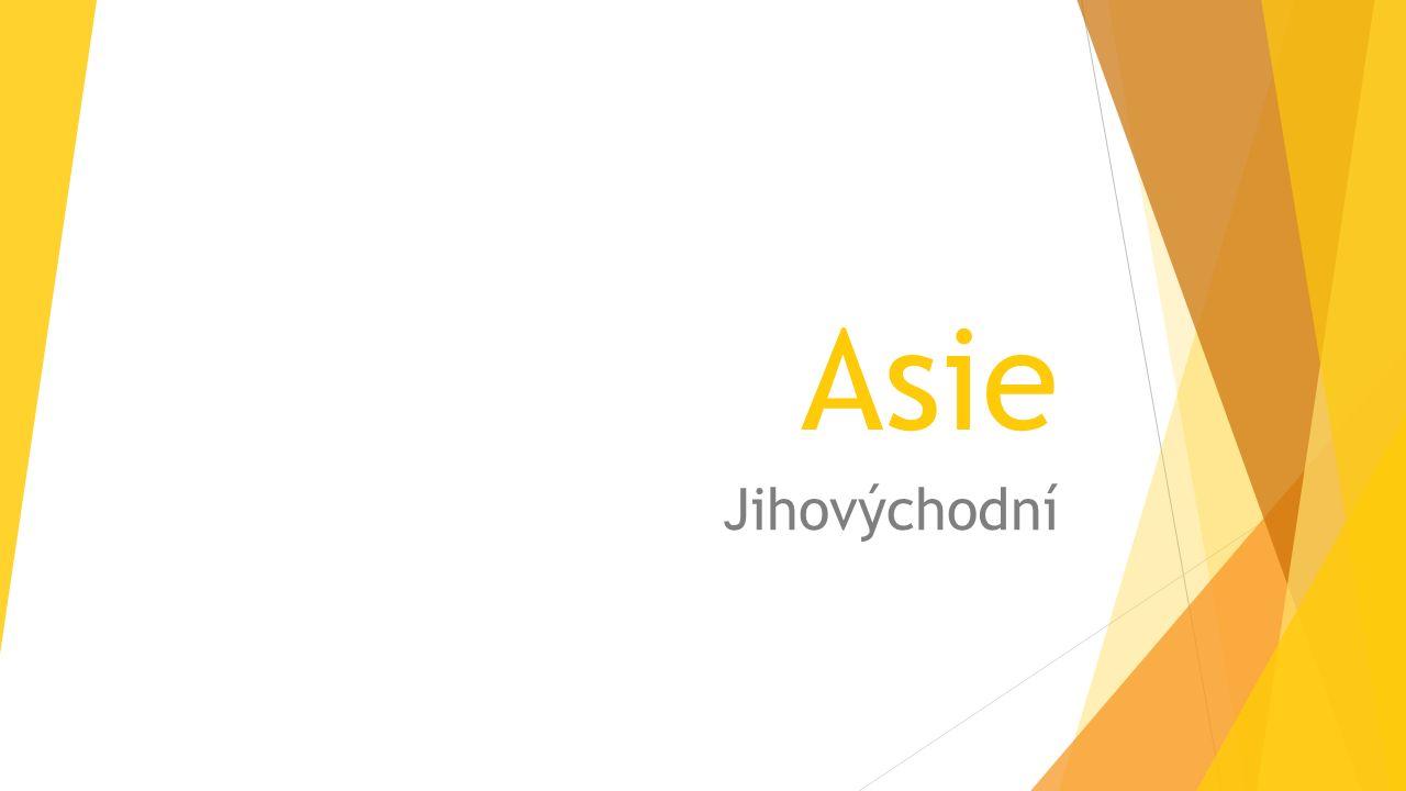 Asie Jihovýchodní