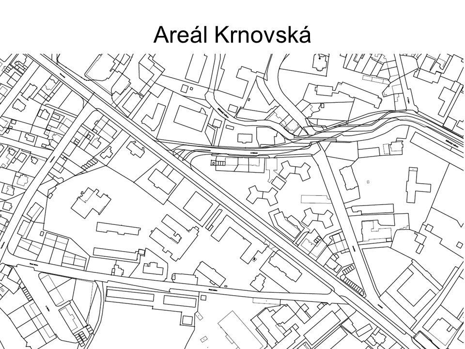Areál Krnovská