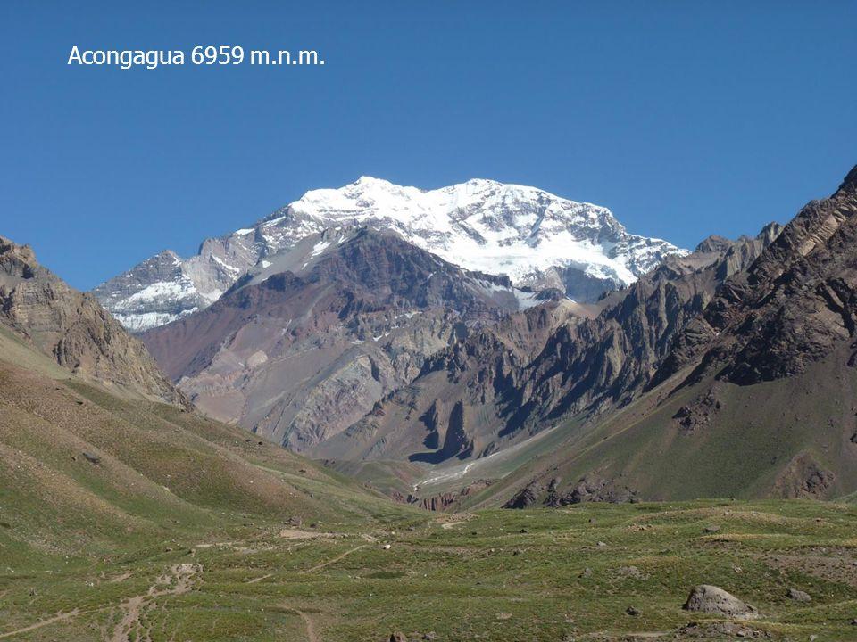 Acongagua 6959 m.n.m.