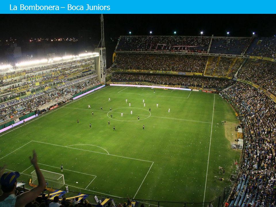 La Bombonera – Boca Juniors