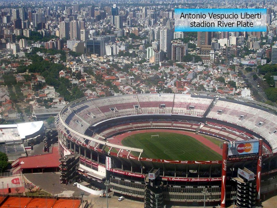 Antonio Vespucio Liberti stadion River Plate