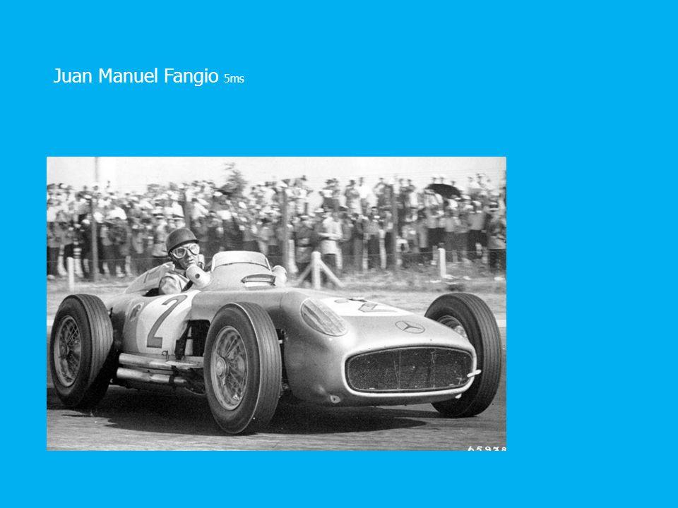 Juan Manuel Fangio 5ms