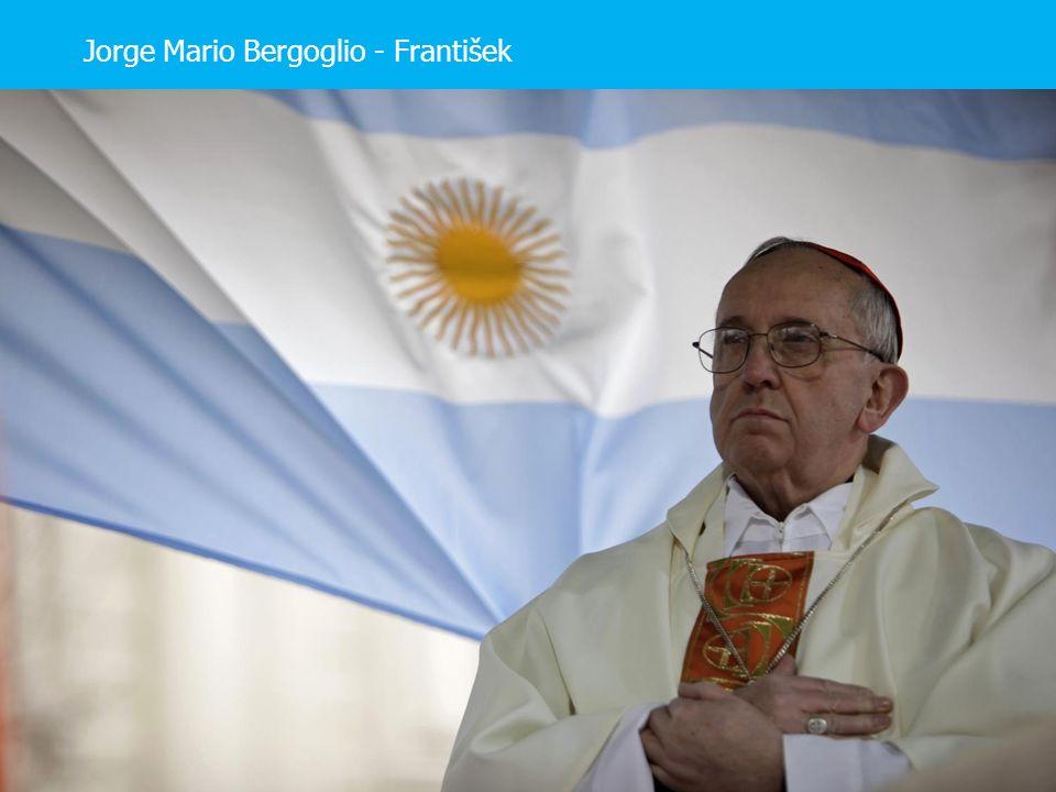 Jorge Mario Bergoglio - František