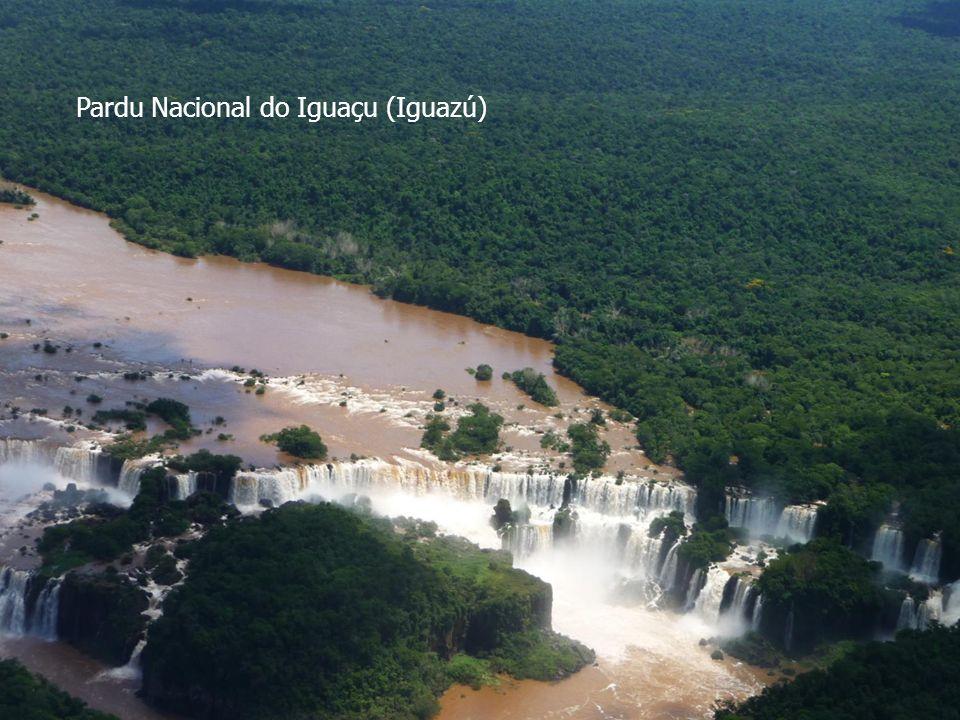 Pardu Nacional do Iguaçu (Iguazú)