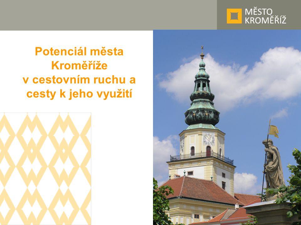Potenciál města Kroměříže v cestovním ruchu a cesty k jeho využití