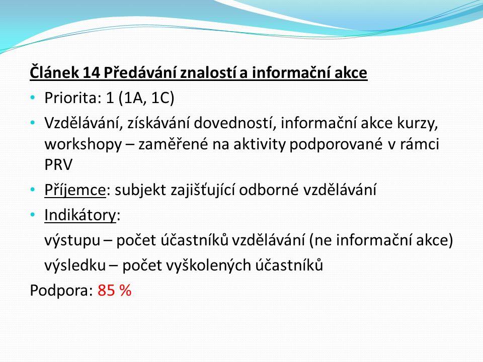 N 82.1 (Administrativní a kancelářské činnosti), N 82.3 (Pořádání konferencí a hospodářských výstav), N 82.92 (Balicí činnosti), P 85.59 (Ostatní vzdělávání j.