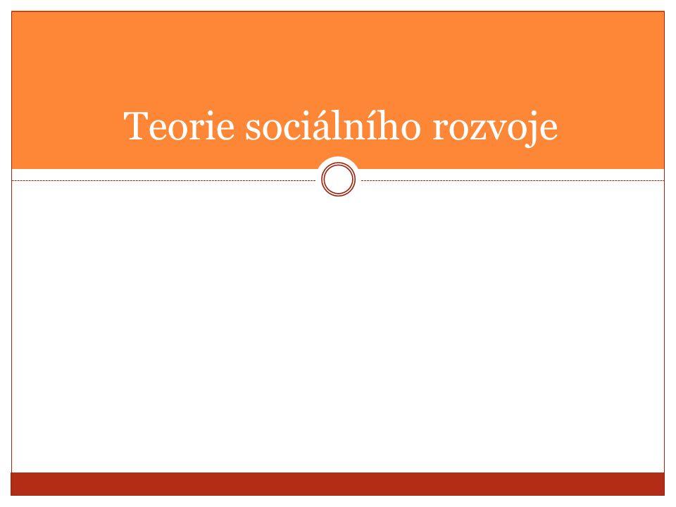 Teorie sociálního rozvoje