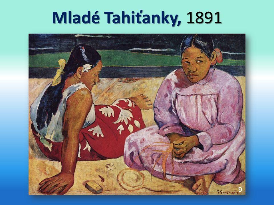 Mladé Tahiťanky, 1891 9
