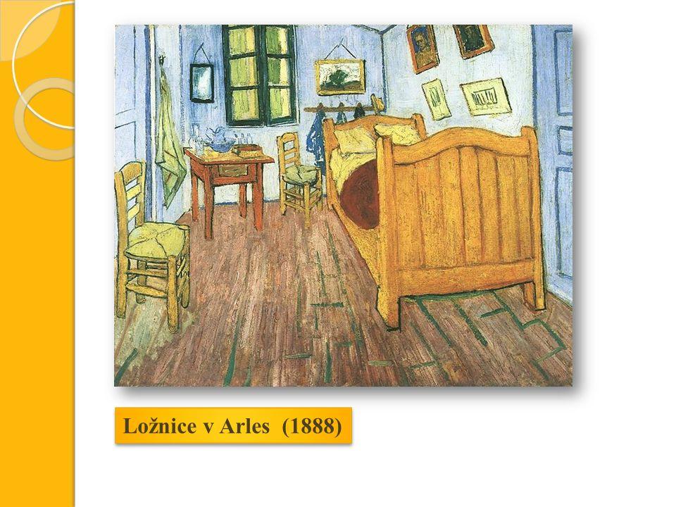 Ložnice v Arles (1888)