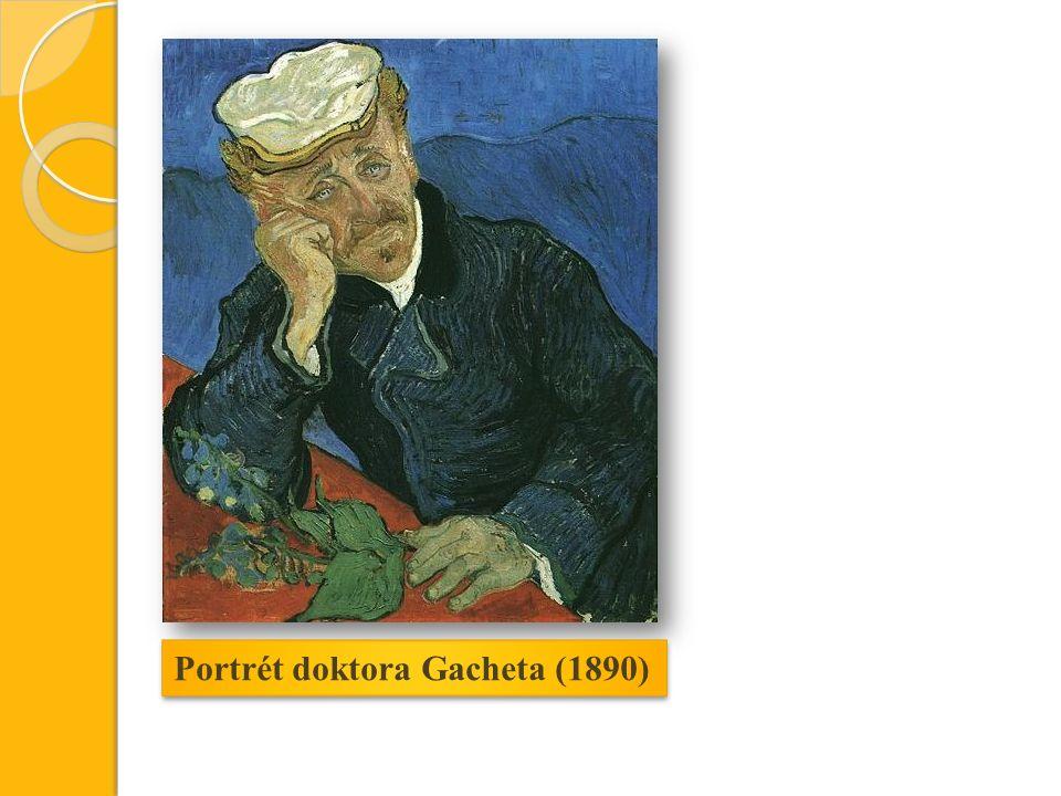 Portrét doktora Gacheta (1890)