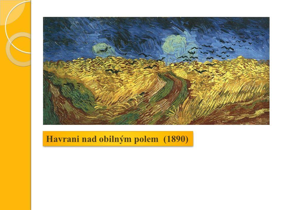 Havrani nad obilným polem (1890)