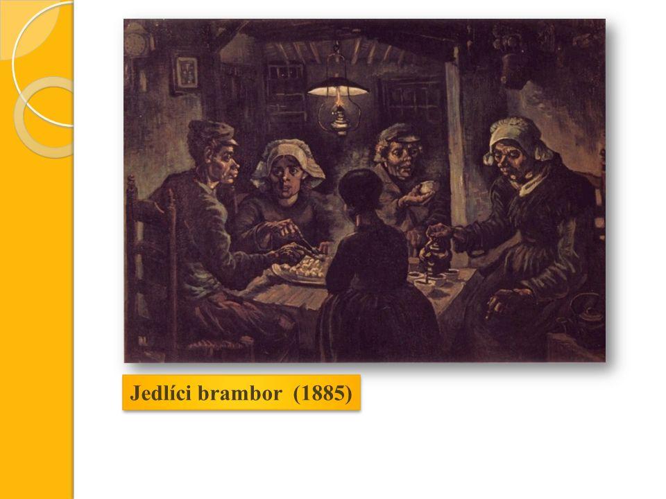 Jedlíci brambor (1885)