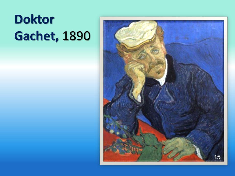 Doktor Gachet, 1890 15