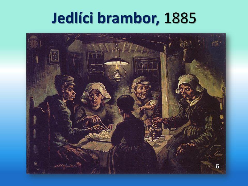Jedlíci brambor, 1885 6