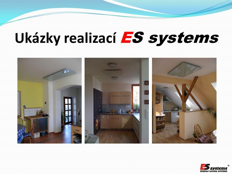 Ukázky realizací ES systems