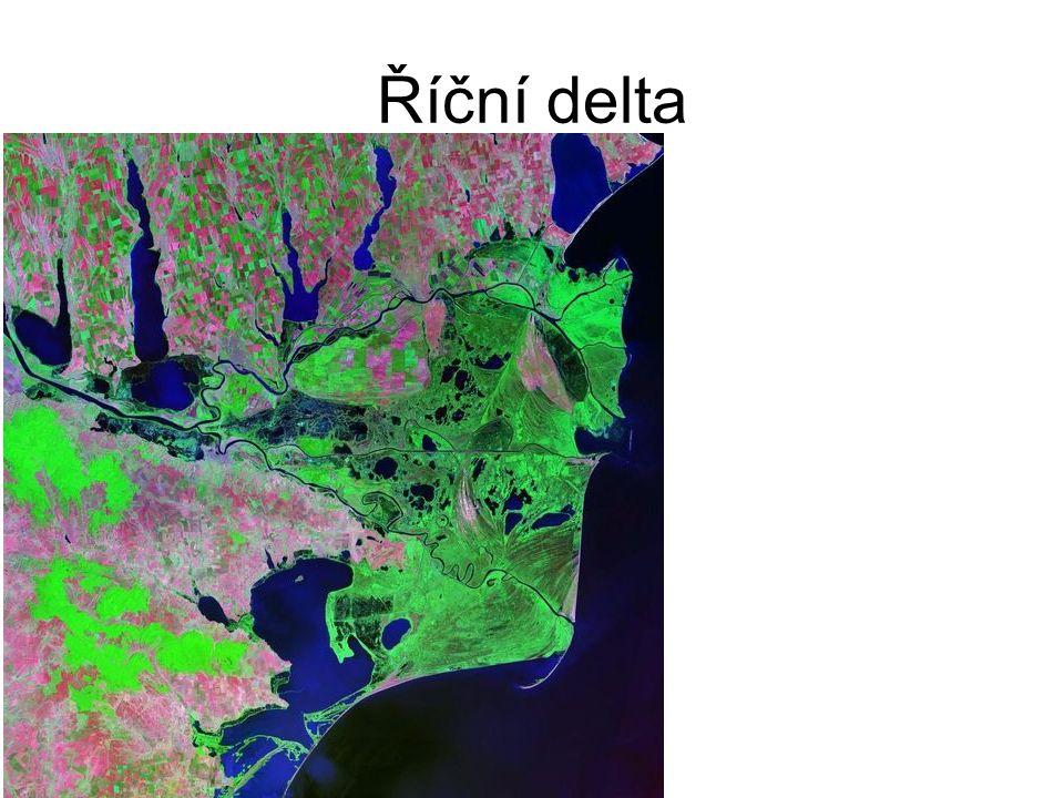 Říční delta